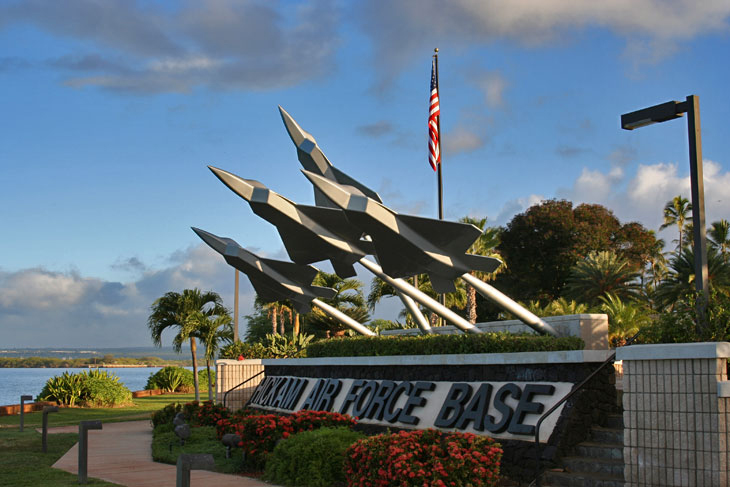 Hickam Air Force Base